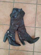 Ladies Boots Ovye Designer Christina Lucchi Vera Gomma Size 4 37