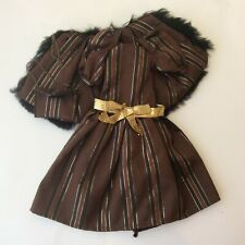Sindy doll 1984 Premiere Night Outfit 43024 Wrap Dress Bag vintage dolls clothes