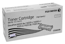 Fuji Xerox Genuine CT202330 Black High Yield Toner Cartridge M225z/m265z 2.6k