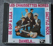Les Chaussettes Noires - Eddy Mitchell, Daniela, CD Dial
