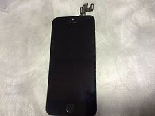 Genuine iPhone 5S LCD Touch Screen Digitizer & Touch ID - Black - Grade C