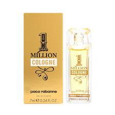 1 Million Cologne by Paco Rabanne For Men 0.24 oz Eau de Toilette Splash Mini
