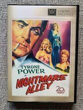 Nightmare Alley (DVD, 2005)