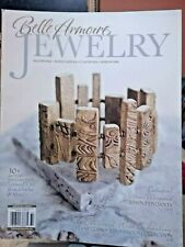 Summer 2017 BELLE ARMOIRE JEWELRY DIY Magazine project Beading BOOK clay wire