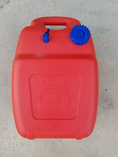 Nourrice carburant 22L - Polyethylene - jauge à lecture directe - Plastimo