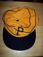 Pittsburgh Pirates baseball cap snapback limited 1979 replica pillbox gold