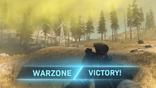 Call of Duty COD Modern Warfare Warzone Battle Royale Wins Same Day PS4/Xbox/PC