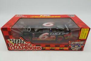 Racing Champions MARK MARTIN #6 1/24 Diecast Eagle One NASCAR 50th Anniversary