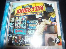 Funky Kingston Reggae Dancefloor Grooves 1968 – 1974 Various CD – New