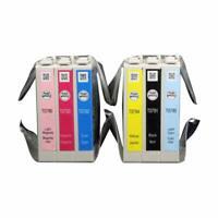 Epson OEM Set of 79 T079 Cartridges Stylus Photo 1400 Artisan 1430