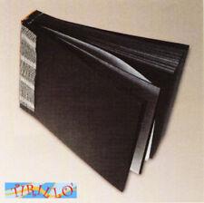 CARTONAGGIO Interno di album da rilegare cm 35x25 50 fogli nero (orizzontale)