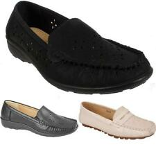 Loafers Geometric Flats for Women