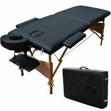 GoPlus 84 inch Portable Massage Table Facial Spa Bed Tattoo with Carry Case -.