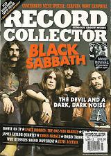 RECORD COLLECTOR UK 412 March 2013 BLACK SABBATH Mod Revival Fleur De Lys JTQ