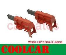 Carbon Brushes For Samsung Washing Machine Motor WF1752WPC WF1752WPW WF1104XAC