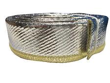 1m Kevlar Hitzeschutzschlauch ID 8mm Kabelschutz Hitzeschutz heat sleeve 1000°C