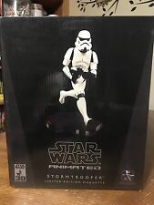 Gentle Giant Animated STORMTROOPER Star Wars Limited Edition Maquette Statue1424