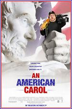 AN AMERICAN CAROL Movie POSTER 27x40 Kevin P. Farley Kelsey Grammer Serdar