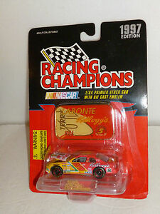 #5 TERRY LABONTE KELLOGG'S CHEVY 1997 MEDALLION RACING CHAMPIONS 1/64