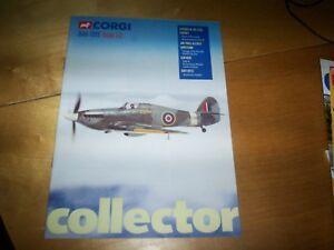 corgi collector magazine no 112 june 1999 hawker hurricane