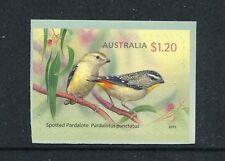 2013 Australian Pardalotes - $1.20 Booklet Stamp