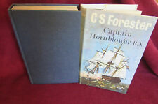 Captain Hornblower RN ~ C S FORESTER  A Masterpiece of excitement 1st HbDj  1965