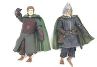 """Lot Of 2 LOTR Action Figures Pippen & Marie 4.25"""" Lord Of The Rings"""