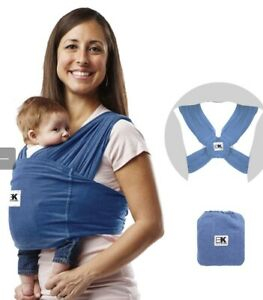 Baby K'tan Breeze Baby Wrap Carrier, Infant and Child Sling-Simple Pre-wrapped