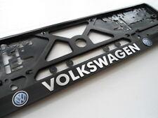 Volkswagen (all model) Euro Standart License Plate Frame 1PC