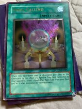 Spell Calling - POTD-EN039  -ultimate Rare Unlimited New Power of the Duelist