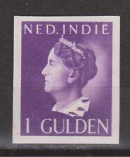 Nederlands Indie 285 MLH PROEF ONGETAND Netherlands Indies Wilhelmina 1941