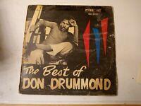 Don Drummond – The Best Of Don Drummond - Vinyl LP #2