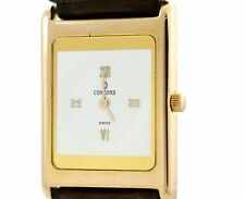 Concord Women's 18k Yellow Gold Quartz Watch