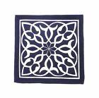 Midnight Flower | Applique Art Wall Hanging Handstitched Egyptian Khayamiya
