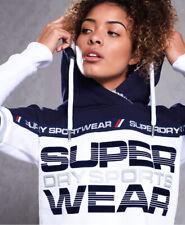 Superdry Womens Block Repeater Hoodie