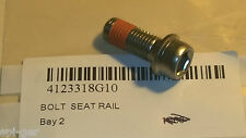 07-08 GSX-R1000 New Genuine SUZUKI Frame Rear Seat Rail Special Bolt 41233-18G10