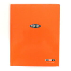 A5+ Notebook, Hard Cover & Thread Sewn, Tang Range, 4 Colours, 160 Pages, Ruled
