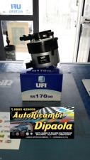 FILTRO GASOLIO UFI 5517000 1386037 FORD FOCUS II C-MAX FIESTA 1.6 TDCI
