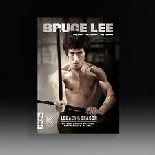 BRUCE LEE: THE LIFE, THE LEGACY, THE LEGEND - POSTER MAGAZINE 4