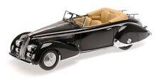 Lancia Astura 233 Corto 1936 Black 1:18 Model 107125332 MINICHAMPS