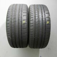 2x Michelin Pilot Super Sport * 225/40 R18 88Y DOT 1919 6,5 mm Sommerreifen