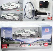 SIKU Bentley CONTINENTAL Gt3-set 6827