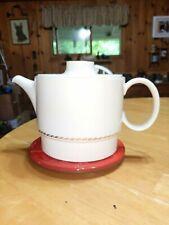 Vintage So. African CONTINENTAL China Tea Pot
