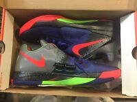 NIKE ZOOM KD IV 4 NERF SIZE 17 NBA issued