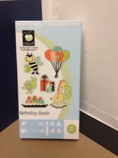 Cricut Cartridge - BIRTHDAY BASH- Gently Used - Complete!
