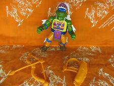 TMNT Ninja Turtles Wild West Indian Leonardo