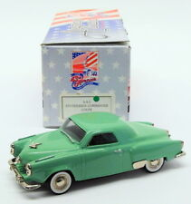 American Classics 1/43 Scale Model AA3 - 1951 Studebaker Commander Coupe - Green