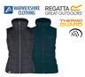 Regatta Womens/Ladies Wren Warm Padded Full Zip Bodywarmer