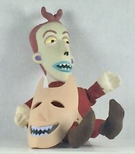 The Nightmare Before Christmas Lock Bean Bag Doll w/Mask Applause Used