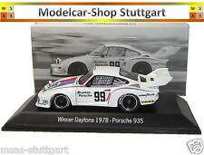 Porsche 935 - Winner Daytona 1978 Brumos Porsche #99 Spark 1:43 MAP02027814 neu